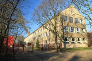 Die Mendel-Grundschule im Sommer 2015
